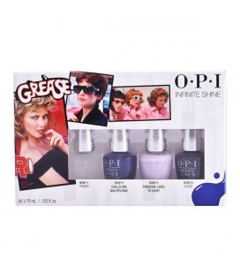 Set de Maquillage Infinite Shine Grease Collection Opi (4 pcs)