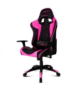 Chaise de jeu DRIFT DR300BK Noir Rose