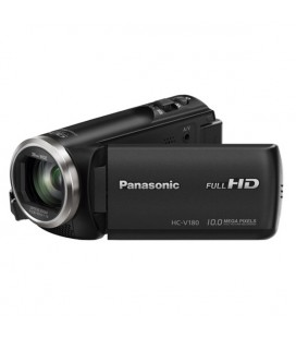 "Caméscope Panasonic HC-V180-EC 18.1 Mp 2.7"""" Full HD Noir"